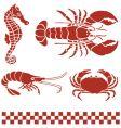 seafood sea creatures