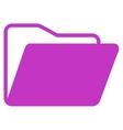 Open Folder Icon vector image vector image