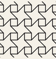 seamless lattice pattern modern thin lines vector image vector image