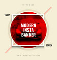social banner background applicable for covers vector image
