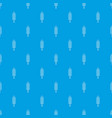 wheat spike pattern seamless blue vector image vector image