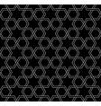 seamless moroccan mosaic vector image