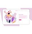 ballet dancers girl jumping in tutu and pointes vector image vector image