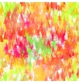 Floral Watercolor organic seamless pattern vector image vector image