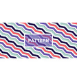 3d chevron pattern background and texture vector image