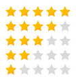 5 star rating customer review icon evaluate