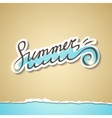 summer eps 10 vector image vector image