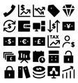 Business Icons 2 vector image vector image
