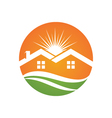 Property Logo vector image