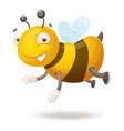 bee vector image vector image