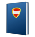 constitution of Austria vector image vector image