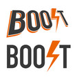 simple of boost word vector image