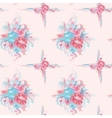 Fresh Romantic Pattern vector image