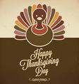 Thanksgiving Design vector image