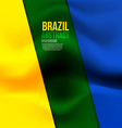 brazil colors vector image