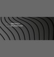 sliced wavy surface vector image