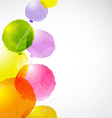 Watercolor Balloon vector image vector image