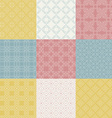 Graphical Pattern Collection vector image