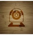 Webcam icon symbol Flat modern web design with vector image