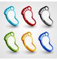 3d footprint collection