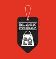 black friday deals vector image vector image