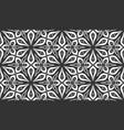 flat arabic turkish fabric flower seamless pattern