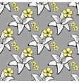 FlowersBackground3 vector image vector image