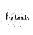 Handmade Hand lettering vector image vector image