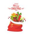 year greeting card vector image vector image