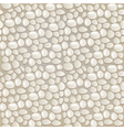 gray pebble pattern vector image vector image