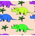 Triceratops seamless