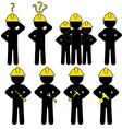 Workers vector | Price: 1 Credit (USD $1)