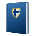 constitution of Finland vector image vector image