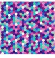 Seamless hexagonal pattern vector image