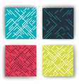 geometry pattern vector image