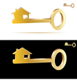 keyhouse vector image vector image