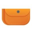 Purse wallet icon vector image vector image