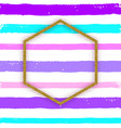 abstract striped violet background vector image vector image