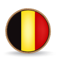 Belgium Seal vector image vector image