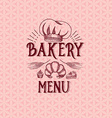 Menu logo template vintage badge food design