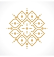 arabic pattern vector image vector image