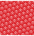 polka dot pattern vector image