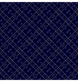 Dark blue seamless mesh pattern vector image