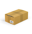 package vector image vector image
