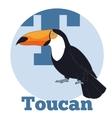 ABC Cartoon Toucan2