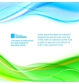 Abstract banner vector image vector image