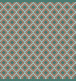 abstract geometric simple pattern vector image vector image
