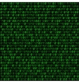 code background vector image vector image