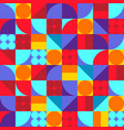 seamless geometric pattern simple texture vector image