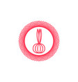 onion icon sign symbol vector image